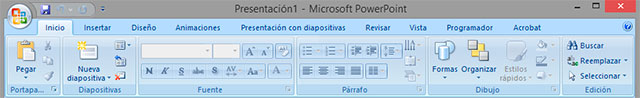 herramientas de power point